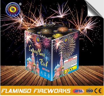 good quality 1.4G fireworks with 36shots for export directly sell it from factory