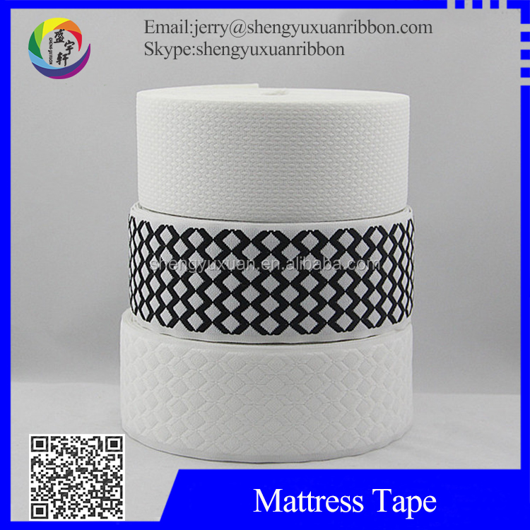 High Quality Woven Mattress Binding Tape(MT-W27)