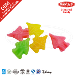 Airplane Shaped Soft Jelly Candy With Making Machine