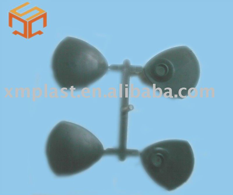 Plastic Button Molds