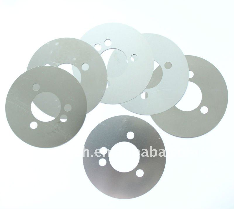 OEM high quality stainless steel etched flat metal shims