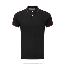 Top quality 100% cotton men polo shirt customized shirt wholesale