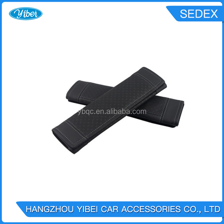 Hot selling factory price car car seat belt cover,safety belt cover