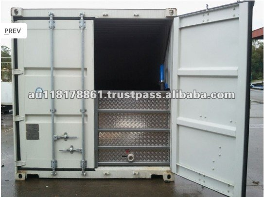 20' Multi Trip Commercial Shipping Container Flexi Tank