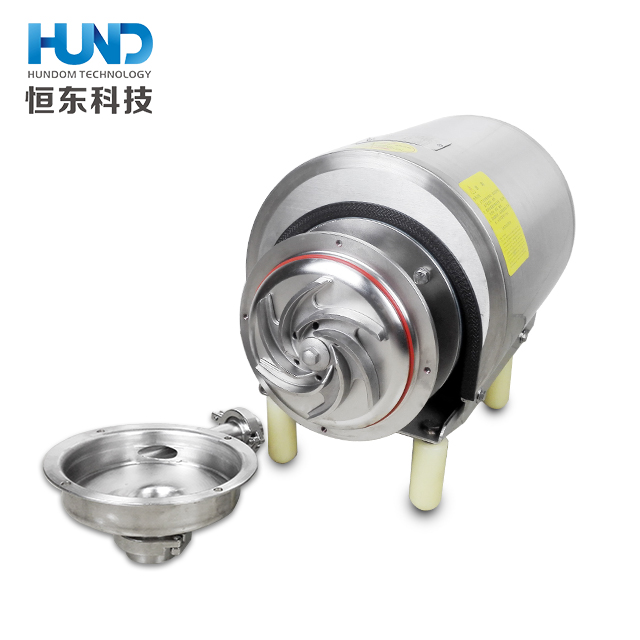 Food Grade Sanitary pumps/Soy milk dairy transfer pump