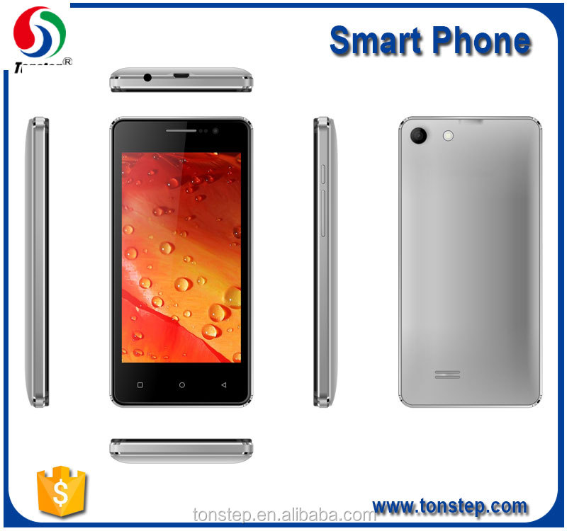 china bottom price 4.5 inch Spreadtrum 7731 ,1.2Ghz, Quad-core Android smart phone