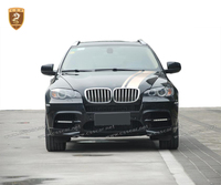 Lod-er 1899 Car Body kit For BMW X6M E71 Style PU Material BodyKits