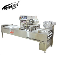 MAP automatic tray vacuum sealing machine ,MAP automatic vacuum packing machine