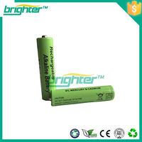 lr03 aaa rechargeable alkaline battery for video game from china