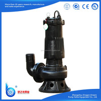 Vertical centrifugal WQ series single phase water pump