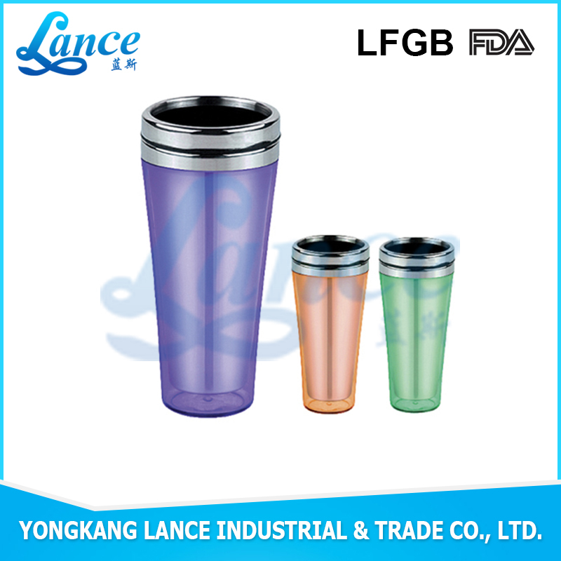 2015 quality products factory mug metal 16 oz l travel mug