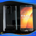 clear Transparent tpu soft cell phone case for Asus Zenfone Go ZB500KL tpu cover