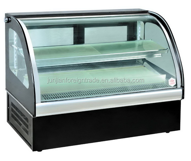 SCLG-80F refrigerated table top display with CE certificated OEM is available guangzhou manufacturers