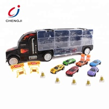 High quality metal set toy custom friction tow die cast truck