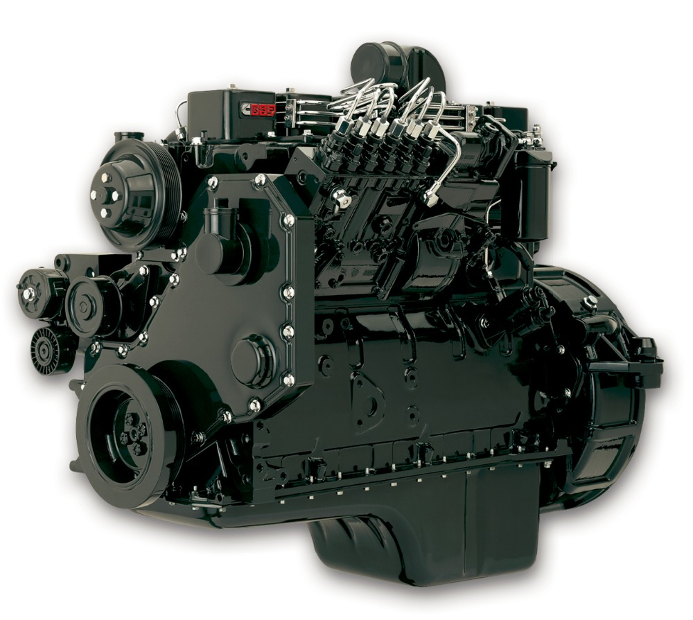 Original Cummins engine 6BTA5.9 Diesel Engine displacemence 5.9L Truck Marine Boat Generator Construction Machine Use