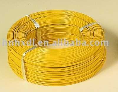 Electric Wires With Rubber Insulated