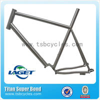 High quality 700c titanium pinion bicycle frame road bike frameTSB-HIR1406