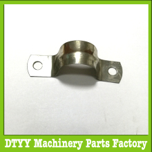 201ss tight l U type hose saddle pipe clamp fastener manufacturer