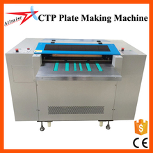 Allraise Offset Printing UV Thermal CTP Plate Making Machine for Offset printer