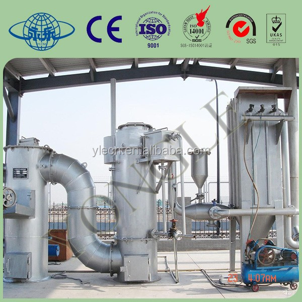 Best sell good quality cheap waste medical disposal plant