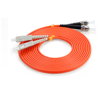 MM LC/SX FTTH strong signal fiber optic jumpers SC-ST DX
