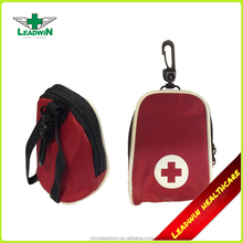 General medical supplies emergency small first aid kit with lock