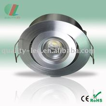 High power 3W CREE LED downlight