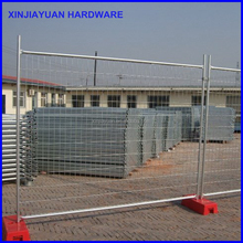 high security temporary feedlot fence panel for breeding dog / chicken /sheep