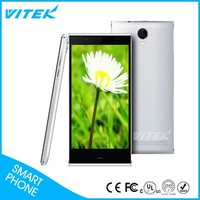 Cheap Price OEM Sleek Small Quad Band Slim Android Mobile Phone