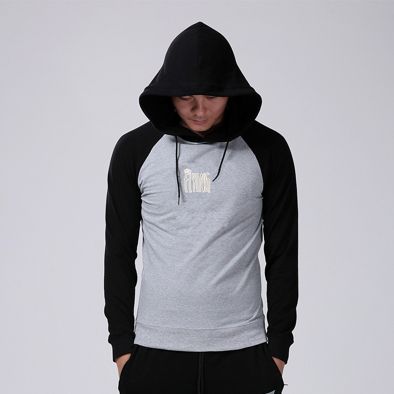 Fashino men pullover sport gym hoodie hoodies men custom apparel hoodie