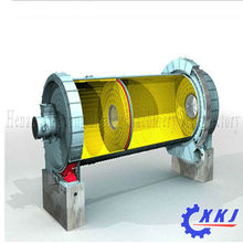 Small Ball Mill/Continuous Ball Mill/Denver Ball Mill For Ore Dressing