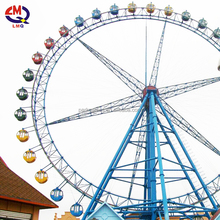 Amusement ferris wheel motor sky eye ferris wheel