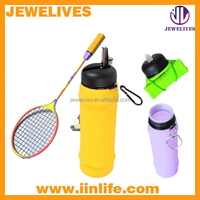 Eco-Friendly, Stocked new designed silicone water bottle