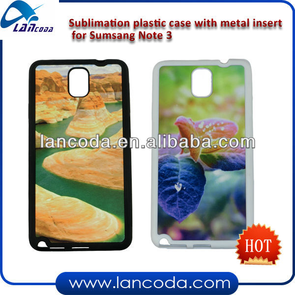 For Samsung Galaxy Note3 Case,Sublimation case