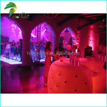 2014 hot sale Inflatable Bar with LED light for party