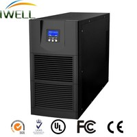 battery backup high frequency long back up double conversion 10kva china ups systems