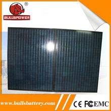 Low price and high current 280w single polycrystalline crystal silicon solar cell