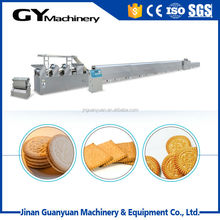 Automatic self cleaning biscuit food making equipment line