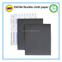 Deer KA164 Flexible Abrasive Cloth Sand Paper Sheets For Wood and Metal Working
