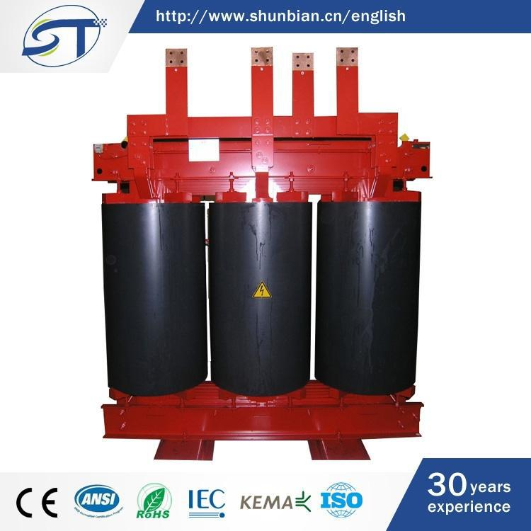 Three-Phase Electrical Equipment Zhejiang China Mainland Dry Type 230V 48V Transformer
