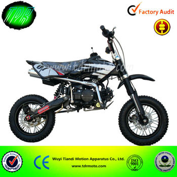 TDR 125cc High Quality Dirt Bike Off Road Motorcycle