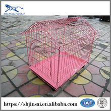 China Wholesale Pet Transport Plastic Carrier Dog Cage