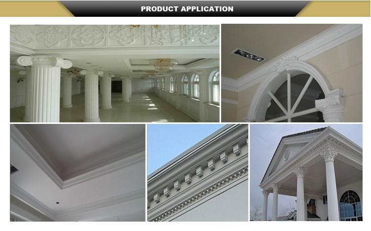 Gypsum Cornice Mould : Gesso plaster gypsum cornice line mold buy