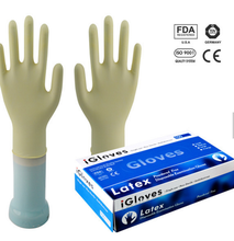 2017 iGloves! Malaysia Examination Gloves Disposable Latex Glove