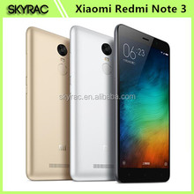 Original Xiaomi Redmi Note 3 3GB RAM 32GB ROM MTK Helio X10 Octa Core 4000mAh mobile phone