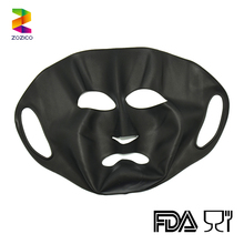 Factory Price Face Mask Sheet Silicone Female Cosmetic Facial Mask
