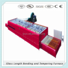 Horizontal Glass Tempering Furnace is Used to Produce Flat Tempering Glass