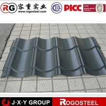 New design machine grade metal deck roofing for hotel use