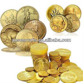 Aliexpress Sale Replica Gold Coins for Stock Sale