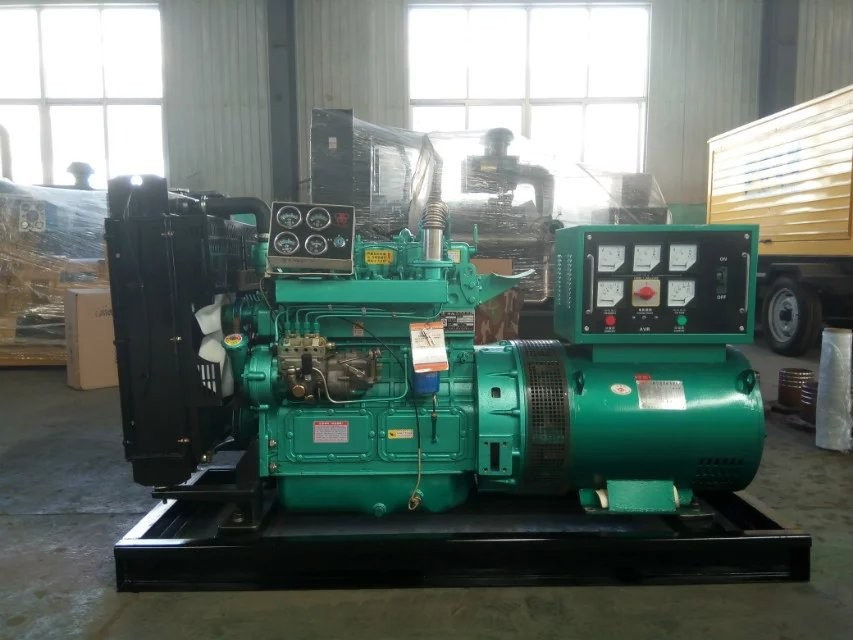 open type diesel generator (2)